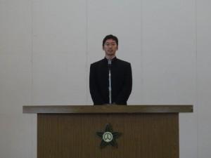 植田代表幹事長